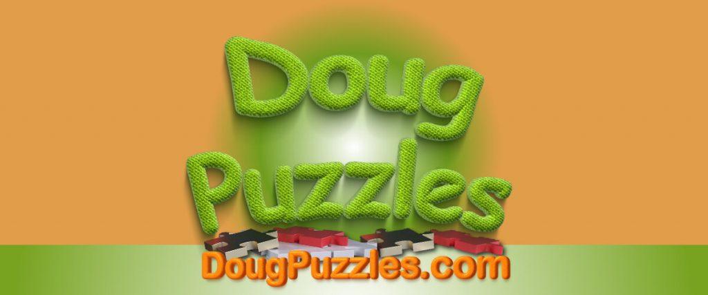 DougPuzzlescom Banner Doug Gazlay