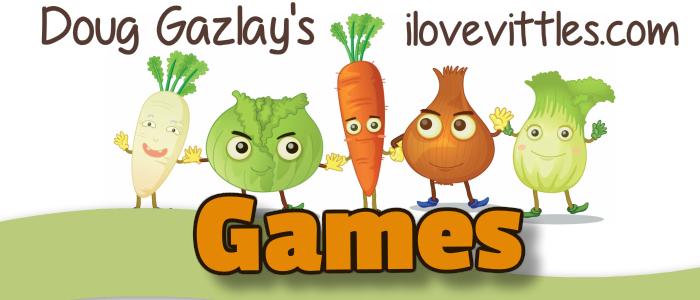 Doug Gazlay's ILoveVittles Games