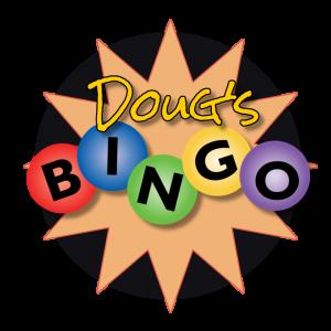 Doug's BINGO dougsbingo.com LOGO