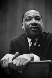 Martin Luther King, Jr. - Doug Gazlay's ILoveVittrles.com