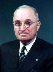 Doug Gazlay's ILoveVittles.com President Truman