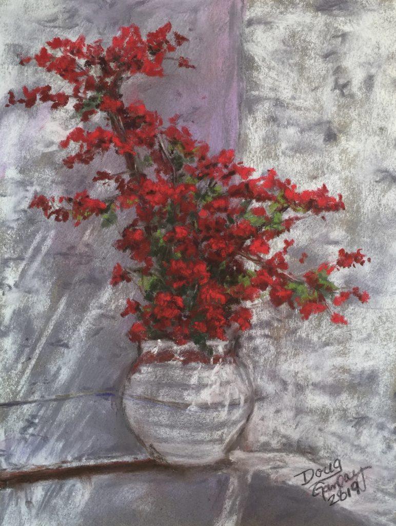 I SPY RED IN MYKONOS, GREECE (2019)- Doug Gazlay