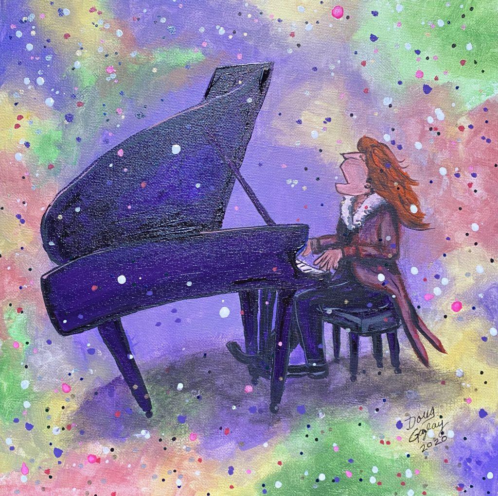 Piano Rocker (2020) - Doug Gazlay