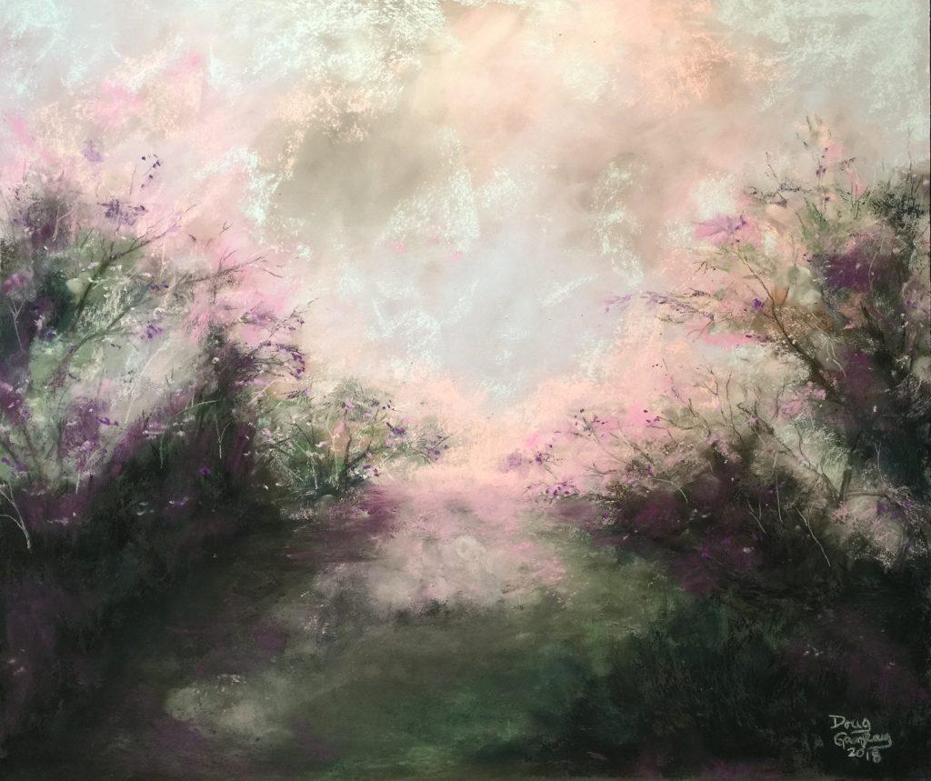 TREES IN THE MORNING FOG (2018) Doug Gazlay