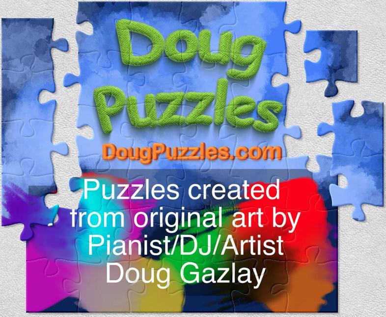 DougPuzzles.com LOGO DougPuzzles.com
